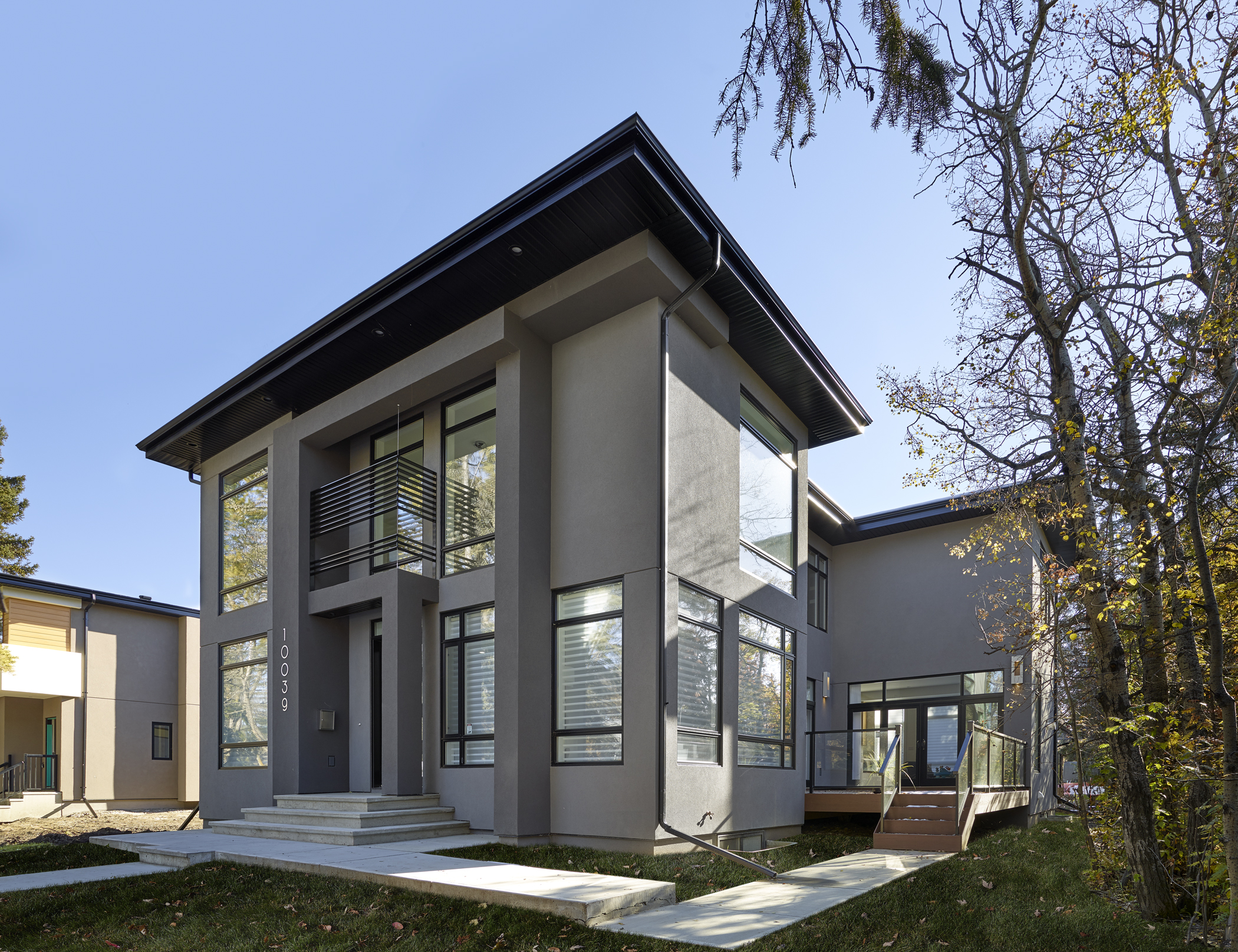 Modernity Showhome in Edmonton