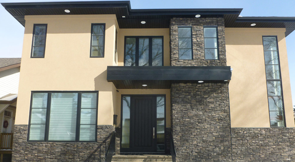 Glenora Showhome in Edmonton