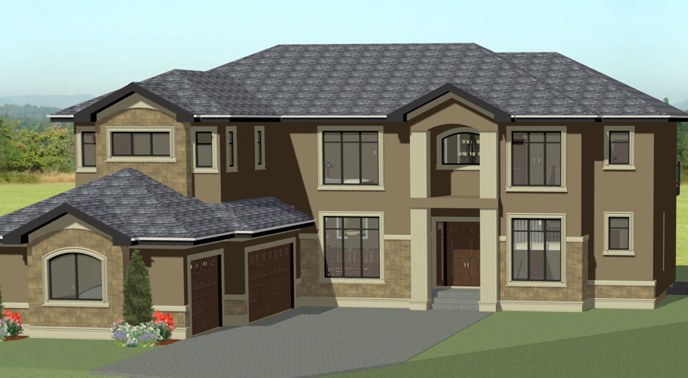 Edmonton Images Floor and Plans by Edmonton Custom House Builder
